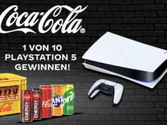 Playstation 5 zu gewinnen mit Getränke Hoffmann