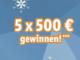 5x 500 EUR LIDL-Gutscheine zu gewinnen
