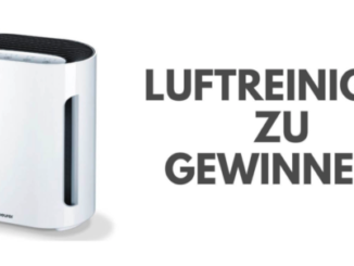 Luftreininger LR210 von Beurer zu gewinnen