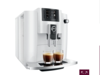 Jura Kaffeeautomat E6 zu gewinnen